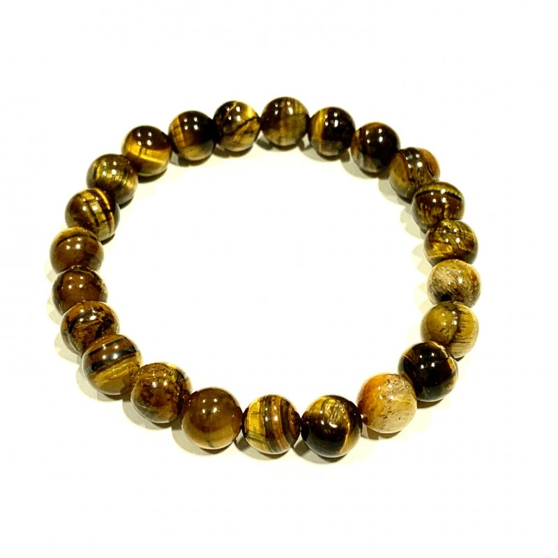 Bracelet Tiger Eye 8 mm