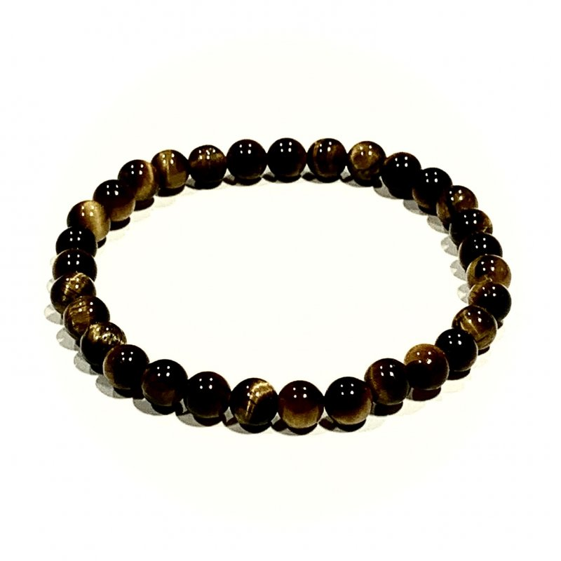 Bracelet Tiger Eye 6 mm