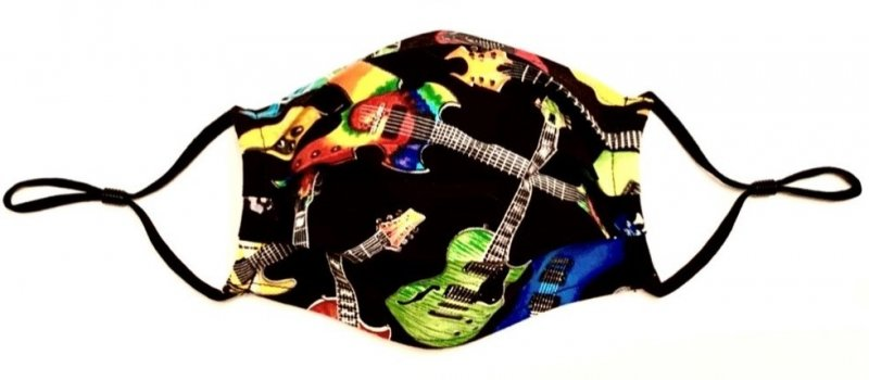 GUITARS smart  fashion mask